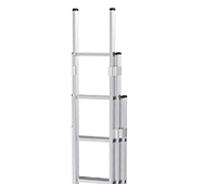 Triple Aluminum Extension Ladder