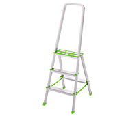 Single Output Aluminum Ladder